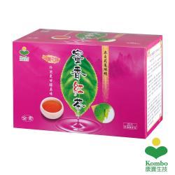 【KOMBO】花蓮瑞穗蜜香紅茶-隨身包(10盒組)
