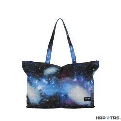 Traveler Station-HAPI+TAS 摺疊肩背包-227太空宇宙