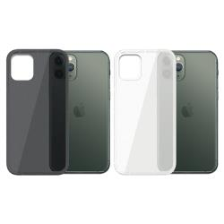 iPhone 11 Pro 磨砂防摔抗震氣墊空壓手機殼
