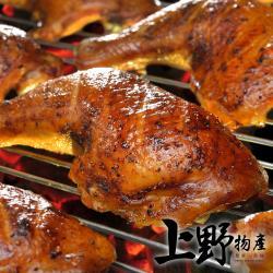 【上野物產】無骨嚴選厚切雞腿排 (150g土10%/片) x45