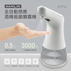 HANLIN-ATPW 全自動感應酒精殺菌淨手噴霧機