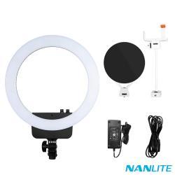 NANGUANG 南冠 Nanlite 南光 V29C LED 環型補光燈│可調色溫