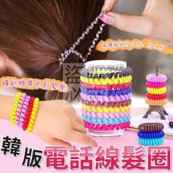 你會買 韓版電話線髮圈*2組(大圈.中圈任選)