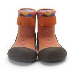 韓國Attipas快樂學步鞋-印地安酋長