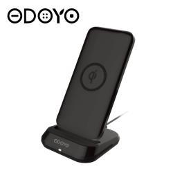 【ODOYO】二合一大容量可攜式Qi無線快充充電盤行動電源(XC38)