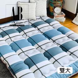 [AndyBedding]MIT純棉超厚實歐風床墊(簡約格調)-雙人加大6尺