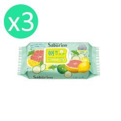 日本BCL Saborino 早安面膜清爽型32枚入/三包