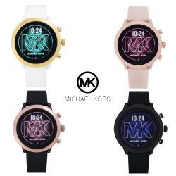 Michael Kors 時尚運動風多功能智慧型矽膠手錶 MKT5070/MKT5071/MKT5072/MKT5111