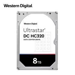 WD Ultrastar HC320 8TB 3.5吋企業級硬碟
