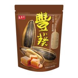 【盛香珍】豐葵香瓜子系列(焦糖風味150g)