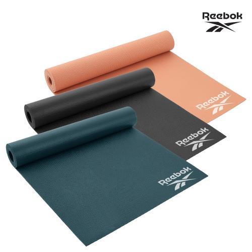 Reebok-輕薄防滑瑜珈墊4mm-三色RAYG-11022/