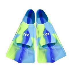 TYR 兒童款訓練用專業蛙鞋 Styker Silicone Fin