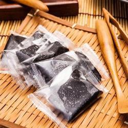 瘋神邦台灣手工純素黑芝麻糕12包(300g/包)