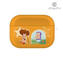 【Hong Man X Disney】 Airpods Pro 防塵耐磨保護套 玩具總動員 Buzz  Woody