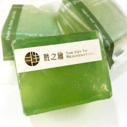 胜之鑰COSMO 艾草淨身皂 (熱銷組合)80g/5入