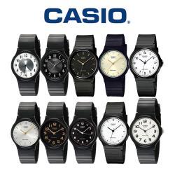 CASIO 卡西歐 MQ-24 極簡時尚指針中性手錶