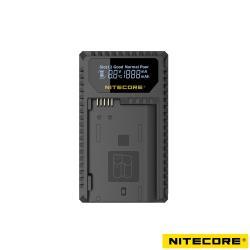 Nitecore UNK1 液晶顯示充電器 For Nikon EN-EL14/15