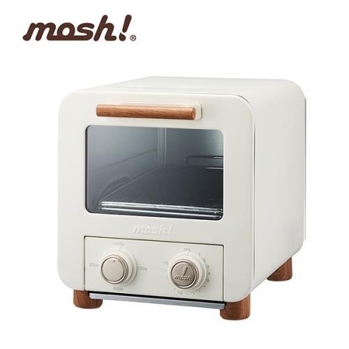 mosh電烤箱(白色)M-OT1