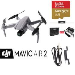 [新品上市] 大疆 DJI Mavic Air 2 空拍機 無人機 暢飛套裝組 休閒保險套組