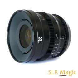 SLR Magic 25mm T1.5 MicroPrime CINE 鏡頭│MFT接環