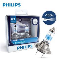 PHILIPS 飛利浦 車燈 極速競技光RV+150% (兩入裝)