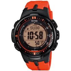 CASIO PRO TREK 太陽能世界6局電波登山錶_PRW-3000