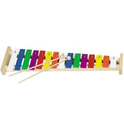 德國goki 15音階鐵琴