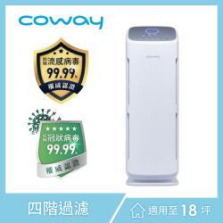 韓國Coway 綠淨力立式空氣清淨機AP-1216L★送2年份濾網組