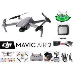 [新品上市] 大疆 DJI Mavic Air 2 空拍機 無人機 暢飛玩家+終極飛行玩家 保險計畫組