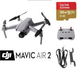 [新品上市] 大疆 DJI Mavic Air 2 空拍機 無人機 單機版 一般保險組