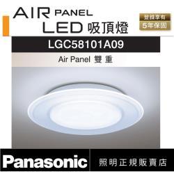 好商量~Panasonic 國際牌 47.8W LGC58101A09 雙重 LED 遙控吸頂燈 AIR PANEL 吸頂燈