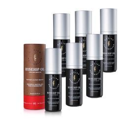 【澳洲NATIVE 】專業等級-純野玫瑰果油-6入組, 60ML/瓶