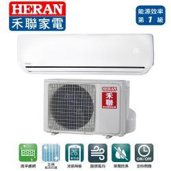 HERAN禾聯 一級能效 4-6坪 R410A 變頻一對一冷暖型HI-G36H/HO-G36H