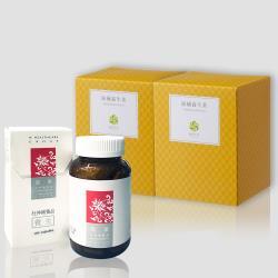 【風車生活】杜絕疲勞禮盒組(滋補養生茶2盒+杜仲補養品1瓶)