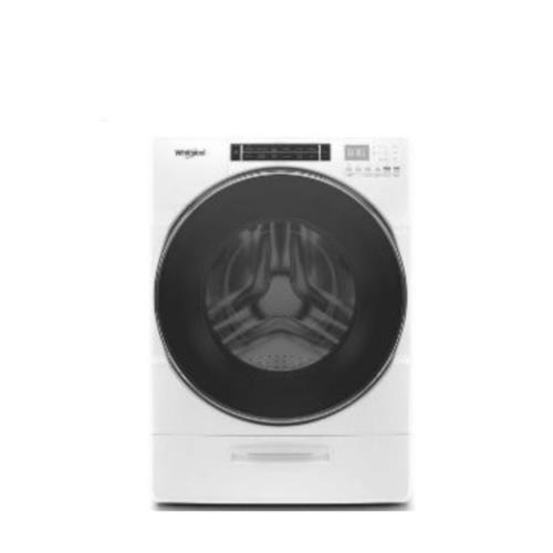 惠而浦17公斤滾筒(可堆疊)洗衣機8TWFW6620HW/