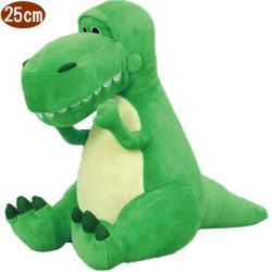 玩具總動員抱抱龍絨毛娃娃玩偶坐姿款25公分 570533【卡通小物】
