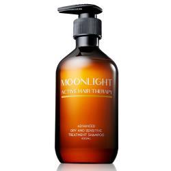 Moonlight 進化版 滋養柔順洗髮精 400mL (乾性、毛躁、頭皮敏感適用)