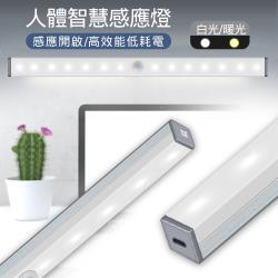 智慧感應LED燈 黃光/白光任選 297mm