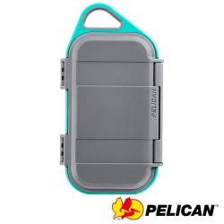 美國 PELICAN G40 GOCASE 微型防水氣密箱-(灰綠)