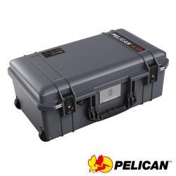 美國PELICAN1535TRVLAir輪座拉桿超輕氣密箱-(灰)