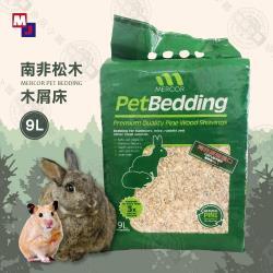 MJ 萌洲 100%南非松木木屑床 9L 抗菌消臭 天然木屑 兔子 寵物鼠 小動物 環保 可回收 木屑床