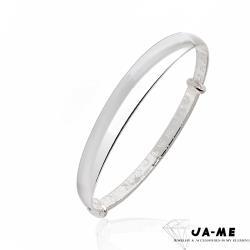 【JA-ME】999千足銀百福手鐲