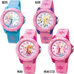 冰雪奇緣兒童錶手錶卡通錶 U9-701【卡通小物】