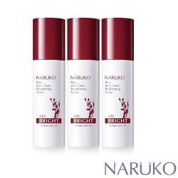 NARUKO牛爾 紅薏仁健康雪白化妝水3入