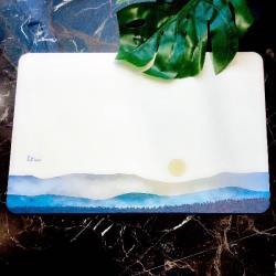 雲海峰珪藻土地墊