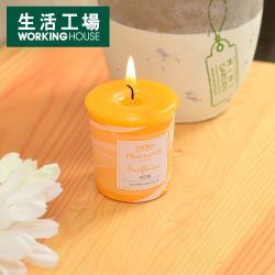 【生活工場】向日葵許願蠟燭