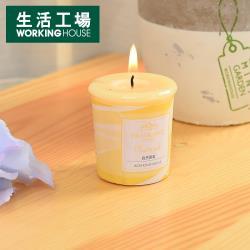 【生活工場】自然香氣許願蠟燭