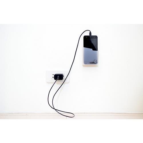 歐士OSHI BOX PLUS 單格收納盒-手機充電區 2入/手機收納盒/化妝品收納/小物收納