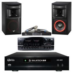 美華 HD-889卡拉OK點歌機 3TB+BT-889 PRO擴大機+MR-865 PRO無線麥克風+XLS-6主喇叭
