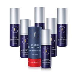 【澳洲NATIVE 】深層養護系列-綿羊清爽護膚乳液-6 入組  60ML/瓶